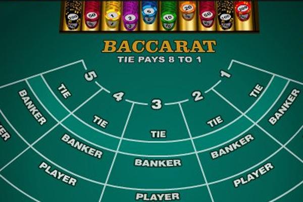 Hướng dẫn cách chơi bài baccarat trực tuyến