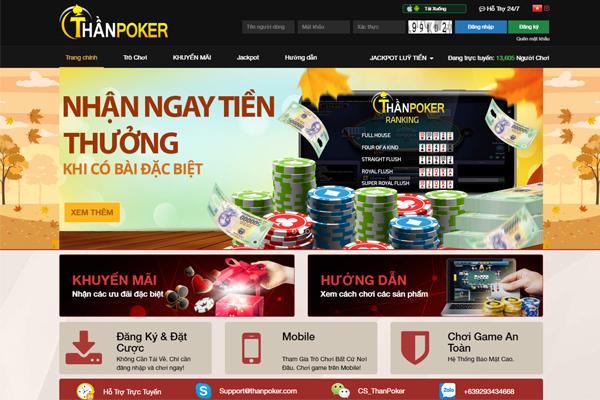 Poker việt nam - sàn poker uy tín cho người việt
