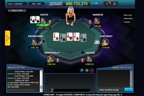 Poker online có hợp pháp