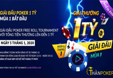 Giải đấu poker online