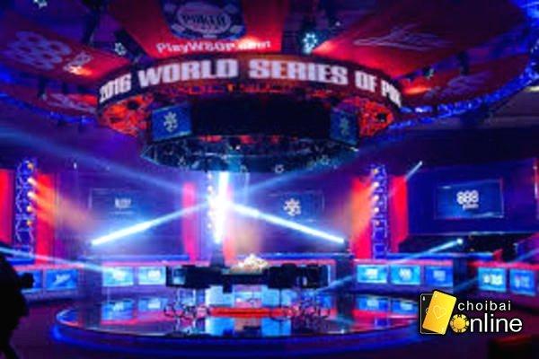 Giải Đấu Poker Lớn Nhất Thế Giới