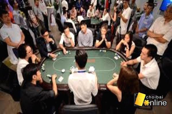 Những Giải Đấu Poker Việt Nam