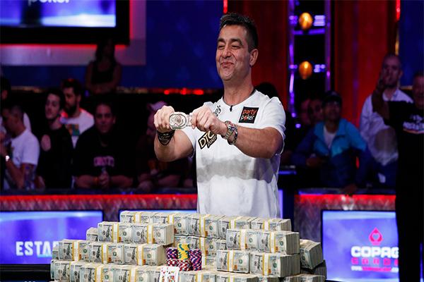 giải poker thế giới