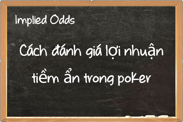 implied odds