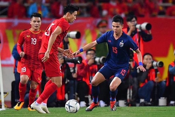 U22 Việt Nam vs U22 Thái Lan
