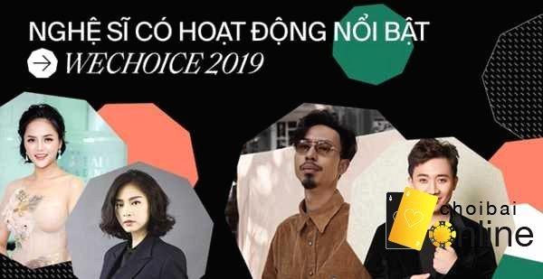 WeChoice Awards 2019