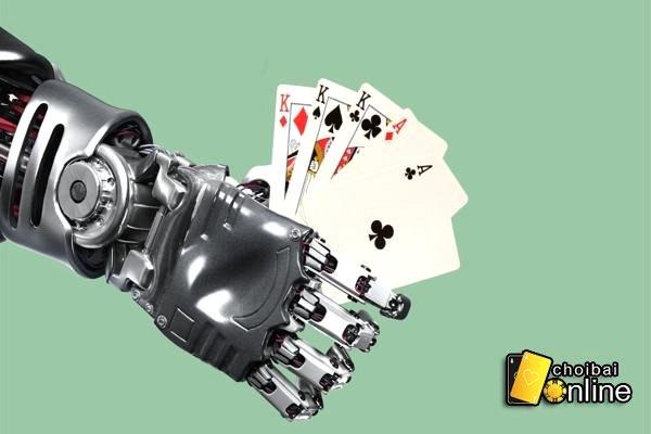 AI đánh bại cao thủ poker