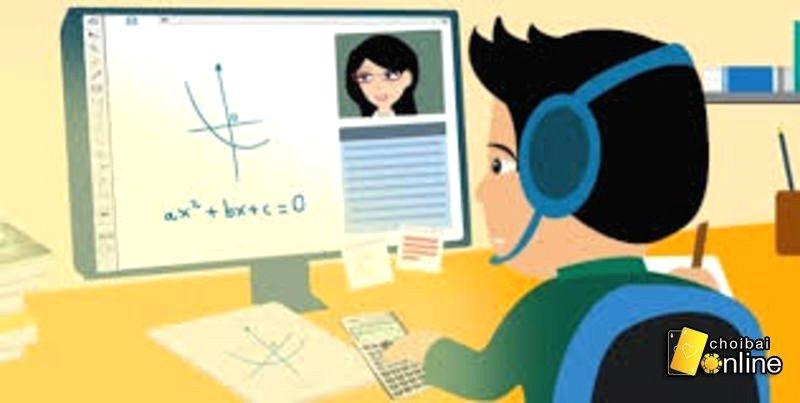 học trực tuyến tránh dịch Corona