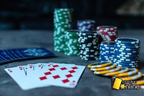 Luật All-in trong poker
