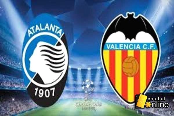 Nhấn chìm Valencia, Atalanta đặt một chân vào tứ kết