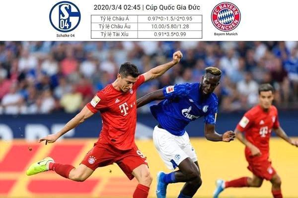 Nhận Định Bóng Đá Schalke vs Bayern