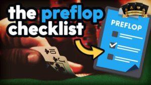 Cách Chơi Vòng Pre-flop