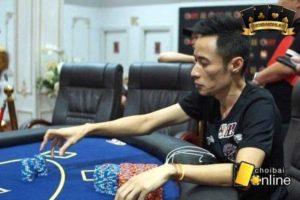 cao thủ Poker live Quang Nguyễn