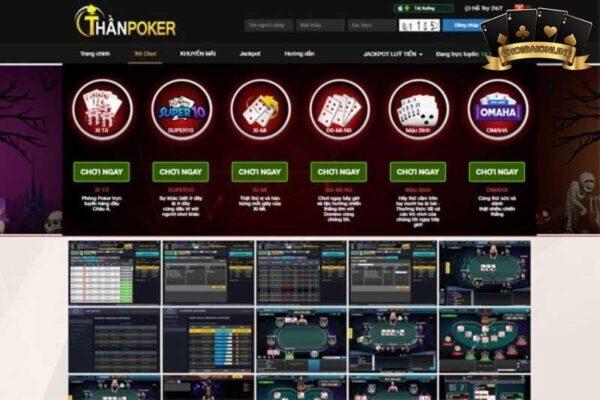 Chơi Poker Online Uy Tín