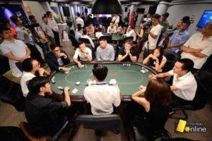 đào tạo VĐV Poker