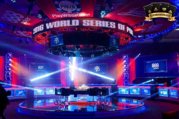 Giải Poker Thế Giới 2020