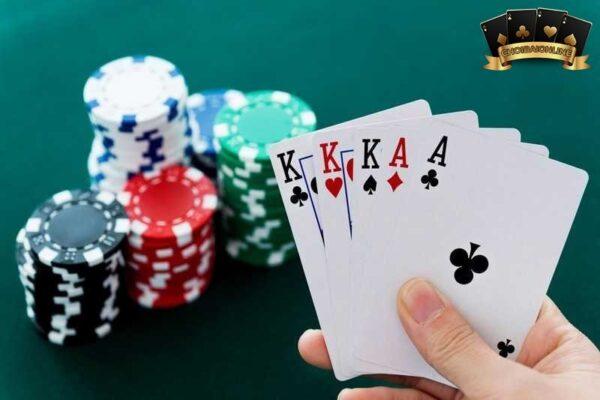kinh nghiệm chơi poker tournament