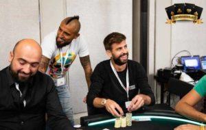 Sao Bóng Đá Thắng Giải Poker