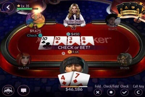 Tải Game Poker Miễn Phí