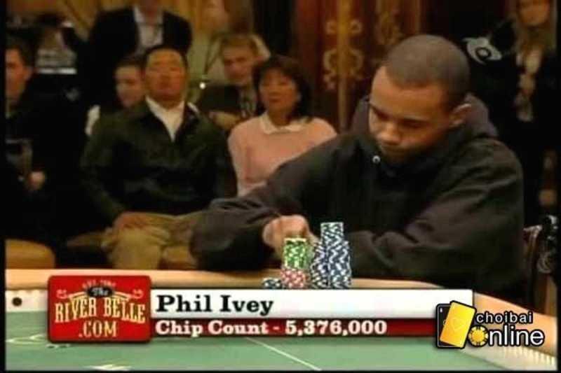 trận đấu poker