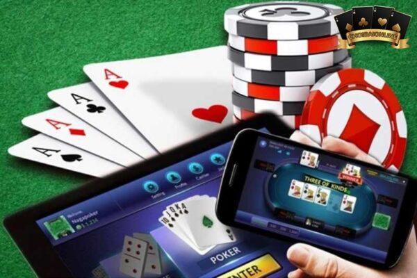 trò chơi poker