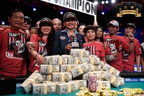 Vua Poker Qui Nguyễn
