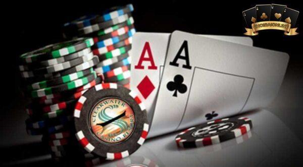 cách chia bài poker
