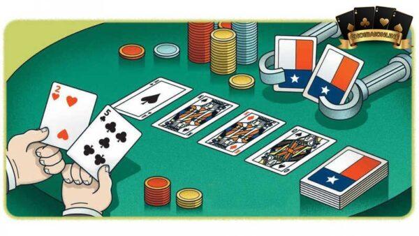chơi poker online tiền thật