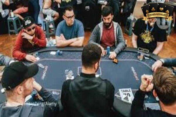nguyên tắc vàng khi đánh poker