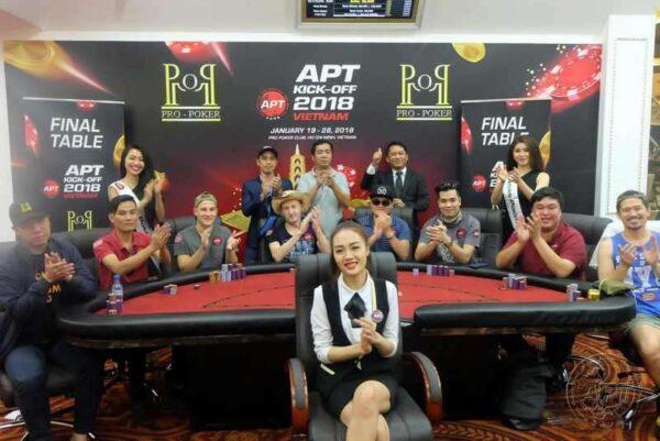 Club Poker hàng đầu tại Việt Nam