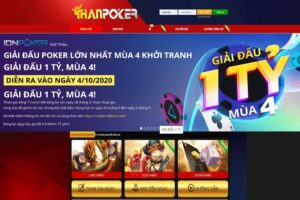 Cách đăng ký tài khoản Thần Poker