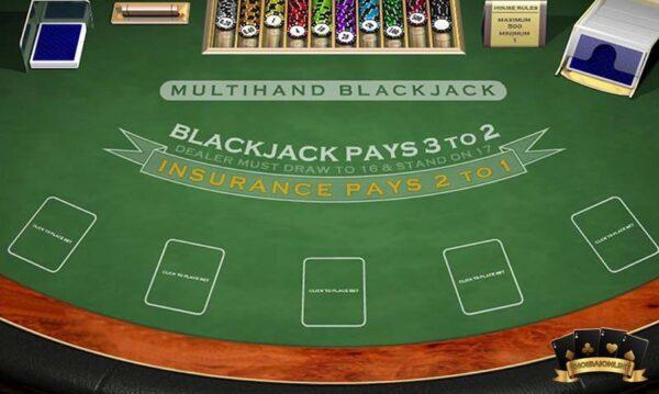 Game BlackJack là gì? Luật chơi BlackJack từ A tới Á