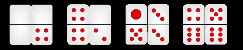 Cách tính điểm trong domino qq