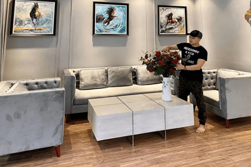 Vbiz có nam ca sĩ đại gia Cao Thái Sơn bất động sản